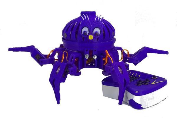Vorpal Robot